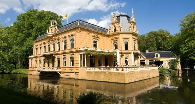 Castle of Manor in Nienoord
